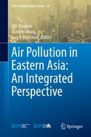 Air Pollution in Eastern Asia: An Integrated Perspective ebook by Idir Bouarar, Xuemei Wang, Guy P. Brasseur