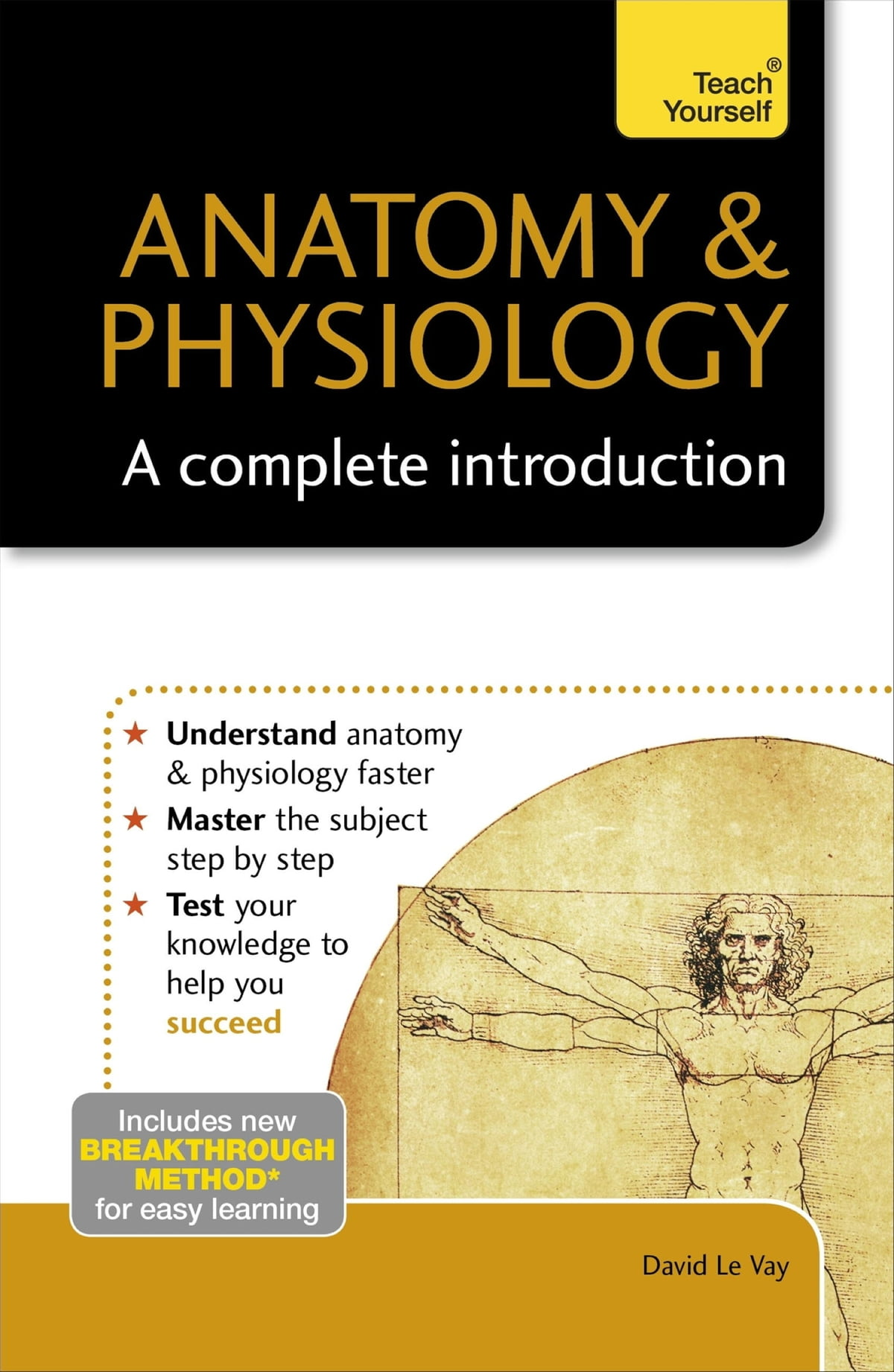 Anatomy & Physiology: A Complete Introduction: Teach Yourself ebook by  David Le Vay - Rakuten Kobo