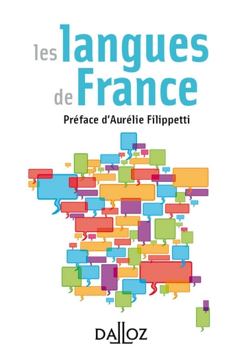 Les langues de France ebook by Aurélie Filippetti