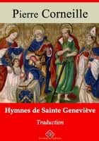 Hymnes de sainte Geneviève ebook by Pierre Corneille