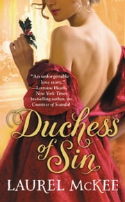 Duchess of Sin ebook by Laurel McKee