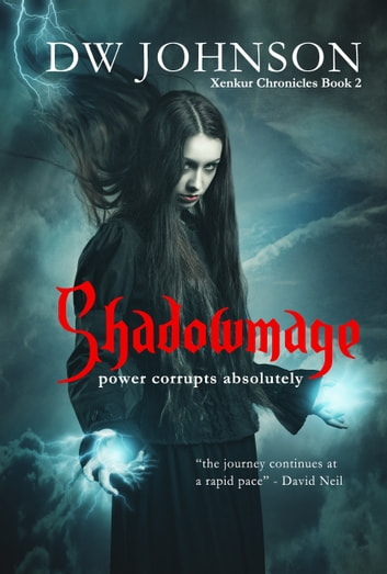 Shadowmage ebook by DW Johnson