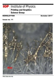 Issue #11 Printing and Graphics Science Group Newsletter ebook by Roy Gray