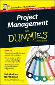 Project Management for Dummies ebook by Nick Graham
