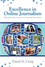 Excellence in Online Journalism - Exploring Current Practices in an Evolving Environment ebook by Dr. David A. Craig