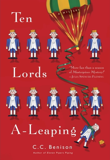Ten Lords A-Leaping - A Father Christmas Mystery ebook by C. C. Benison