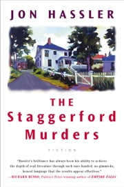 The Staggerford Murders and Nancy Clancy's Nephew ebook by Jon Hassler