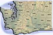 Washington State History ebook by Adam Sol
