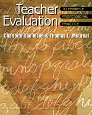 Teacher Evaluation to Enhance Professional Practice ebook by Kobo.Web.Store.Products.Fields.ContributorFieldViewModel