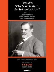"Freud's ""On Narcissism - An Introduction"" ebook by Fonagy,Person,Sandler"