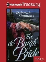 The De Burgh Bride ebook by Deborah Simmons