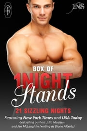 Box of 1Night Stands - 21 Sizzling Nights ebook by J.M. Madden,Desiree Holt,Heather Long