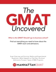 The GMAT Uncovered ebook by Manhattan GMAT