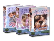 Warfield's Landing Bundle 1 - Book 1, Book 2, Book 3 - Warfield's Landing ebook by Adeara Allyne
