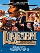 Longarm Double #2 ebook by Tabor Evans