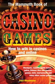 The Mammoth Book of Casino Games ebook by Paul Mendelson