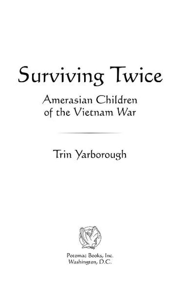 Surviving Twice ebook by Trin Yarborough