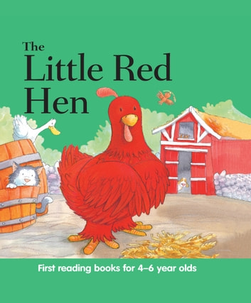 The Little Red Hen ebook by Nicola Baxter