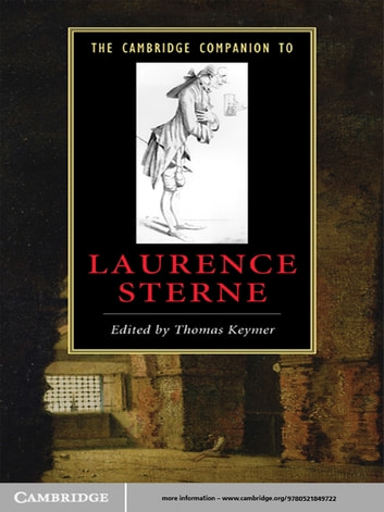 The Cambridge Companion to Laurence Sterne ebook by