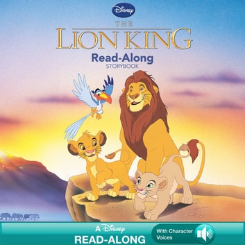 The Lion King Read-Along Storybook ebook by Disney Book Group
