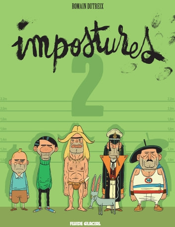 Impostures (Tome 2) ebook by Romain Dutreix