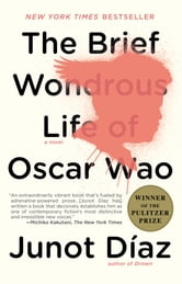 The Brief Wondrous Life of Oscar Wao ebook by Junot Díaz