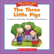 Folk & Fairy Tale Easy Readers: The Three Little Pigs ebook by Cooper, Terry