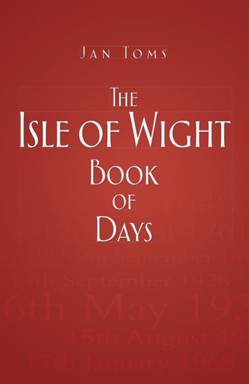 the little book of the isle of wight toms jan