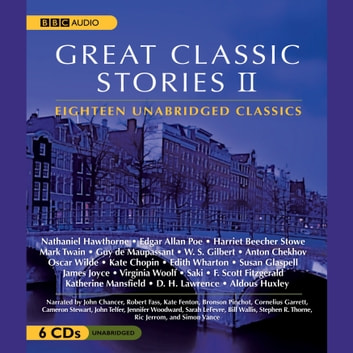 Great Classic Stories II audiobook by various authors