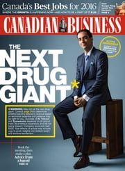 Canadian Business - Issue# 5 - Rogers Publishing magazine