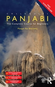 Colloquial Panjabi - The Complete Course for Beginners ebook by Mangat Rai Bhardwaj