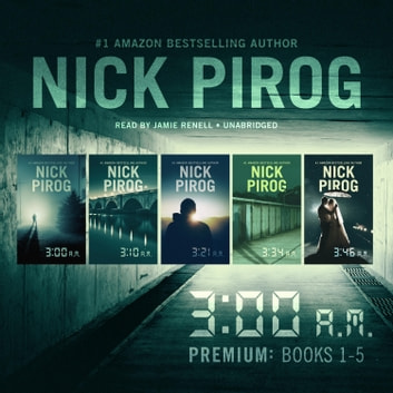 3 a.m. Premium: Books 1–5 audiobook by Nick Pirog