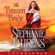 The Brazen Bride audiobook by Stephanie Laurens