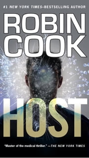 Host ebook by Robin Cook