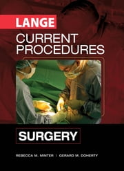 CURRENT Procedures Surgery ebook by Rebecca Minter,Gerard Doherty