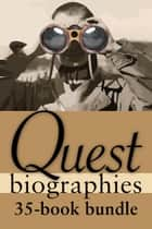 Quest Biography 35-Book Bundle - Marshall McLuhan, Nellie McClung, René Lévesque and many more ebook by Judith Fitzgerald, Michelle Labrèche-Larouche, Kate Braid,...
