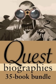 Quest Biography 35-Book Bundle - Marshall McLuhan, Nellie McClung, René Lévesque and many more ebook by Judith Fitzgerald,Michelle Labrèche-Larouche,Kate Braid,T.F. Rigelhof,Raymond Plante,Arthur Slade,John Wilson,Kathryn Bridge,Roderick Stewart,Sharon Stewart,Margaret Macpherson,lian goodall,Marguerite Paulin,Francine Legaré,Gary Evans,Deborah Cowley,Tom Shardlow,Heather Kirk,Anne Cimon,André Vanasse,Wayne Larsen,Tom Henighan,Nicholas Maes,Julie H. Ferguson,Valerie Knowles,D.T. Lahey,Edward Butts,Peggy Dymond Leavey,Rosemary Sadlier,Ray Argyle,Nathan Tidridge,Ged Martin