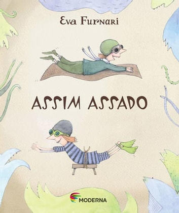 Assim Assado ebook by Eva Furnari