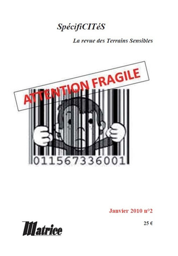 Spécificités N°2. Attention fragile ! eBook by Hervé Cellier