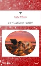 Constantinou's Mistress ebook by Cathy Williams