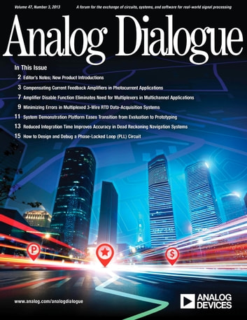 Analog Dialogue, Volume 47, Number 3 ebook by Analog Dialogue