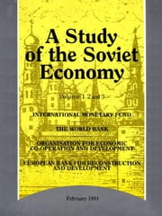 A Study of the Soviet Economy. 3-Volume Set ebook by International Monetary Fund, Internation