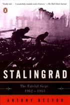 Stalingrad ebook by Antony Beevor