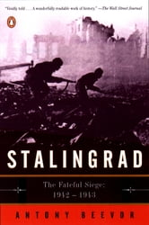 Stalingrad - The Fateful Siege: 1942-1943 ebook by Antony Beevor