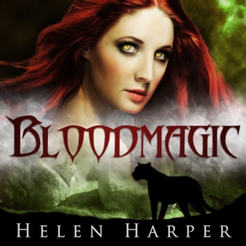 Bloodmagic audiobook by Helen Harper