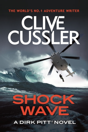 Shock Wave ebook by Clive Cussler