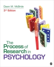 The Process of Research in Psychology ebook by Dawn M. McBride