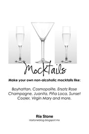 Mocktails ebook by Ria Stone