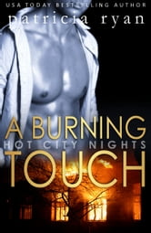A Burning Touch ebook by Patricia Ryan