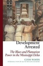 Development Arrested - The Blues and Plantation Power in the Mississippi Delta ebook by Clyde Woods, Ruth Wilson Gilmore